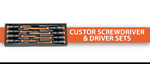 Custor Screwdrivers