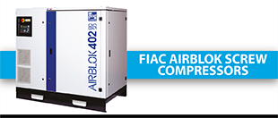 Picture for category Fiac Airblok Screw Compressors