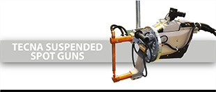 Picture for category Tecna Suspended Spot Guns