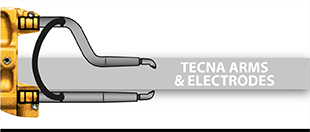 Picture for category Tecna Arms & Electrodes
