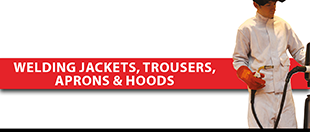Picture for category Welding Jackets, Trousers, Aprons & Hoods