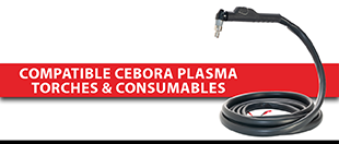 Picture for category Compatible Cebora PLASMA Torches & Consumables