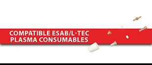 Picture for category Compatible ESAB/L-TEC PLASMA Consumables
