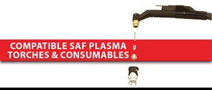 Picture for category Compatible SAF PLASMA Torches & Consumables