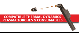 Picture for category Compatible Thermal Dynamics PLASMA Torches & Consumables