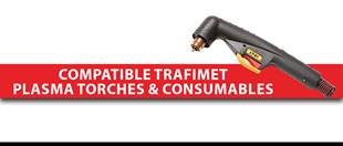 Picture for category Compatible Trafimet PLASMA Torches & Consumables