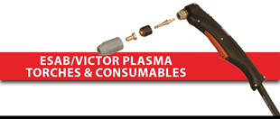 Picture for category ESAB/Victor PLASMA Torches & Consumables
