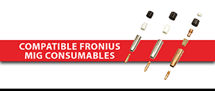 Picture for category Compatible Fronius MIG Consumables