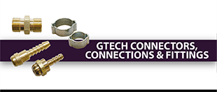 Picture for category GTECH Connectors, Connections & Fittings