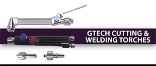 Picture for category GTECH Cutting & Welding Torches