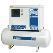 Picture of SCS415/200 Low Noise Air Compressor 3HP 200L 230V