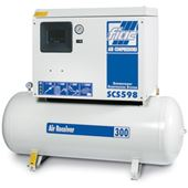 Picture of SCS598/300 Low Noise Compressor 5.5HP 270L 400V