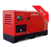 Picture of GE110 FSX Diesel Generator 400V (Stage 3A)