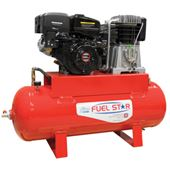 Picture of Fuel Star Petrol Air Compressor 9HP 150L