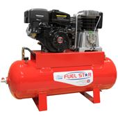 Picture of Fuel Star Petrol Air Compressor 11HP 150L E/Start