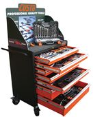 Picture of 7 Drawer Custor Tool Cabinet