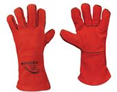 Picture of Red Welders Gauntlets