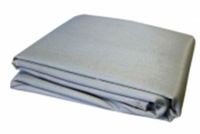 Picture of Fibreglass Welding Blanket PU Coated 550°C 1M x 2M