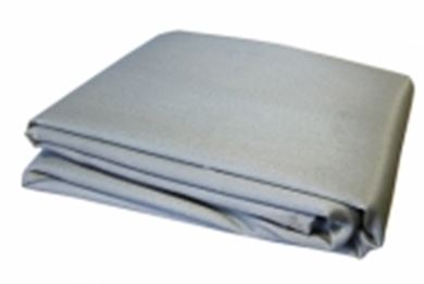 Picture of Fibreglass Welding Blanket PU Coated 550°C 2M x 2M
