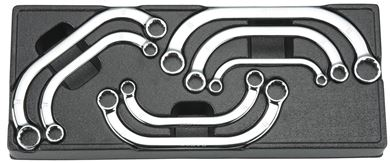 Picture of Half Moon Ring Wrench Set 7pc