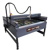 Picture of 1M x 1M Plasma Cutting Table Manual THC