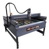 Picture of 1.25M x 1.25M Plasma Cutting Table Automatic THC