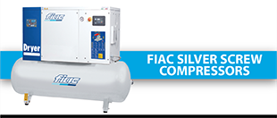 Picture for category Fiac Silver Screw Compressors