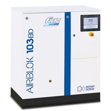 Picture of Airblok 103 BD Screw Compressor 10HP 400V
