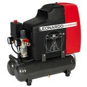 Picture of Leonardo Air Compressor 1HP 6L 230V (4 Pole)
