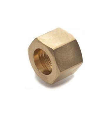 "Picture of BSP Nut 1/4"""