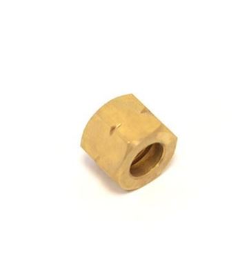 """Picture of BSP Nut 1/4"""" LH"""