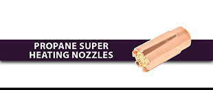 Picture for category Propane Super Heating Nozzles