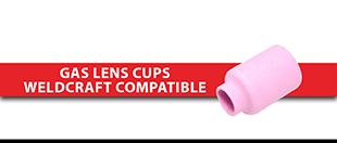 Picture for category Gas Lens Cups