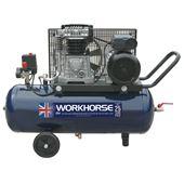 Picture of Workhorse Air Compressor 3HP 100L 230V