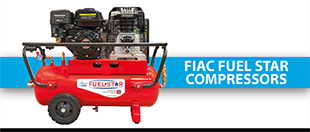 Picture for category Fiac Fuel Star Petrol Compressors