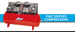 Picture for category Fiac Duplex Air Compressors