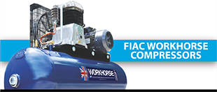Picture for category Fiac Workhorse Air Compressors