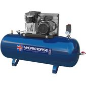 Picture of Workhorse Air Compressor 3HP 150L 230V