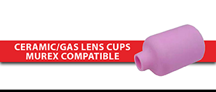 Picture for category Ceramic/Gas Lens Cups