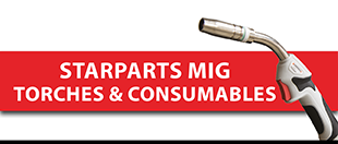 Picture for category Starparts MIG Torches & Spares