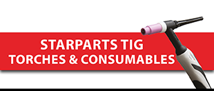 Picture for category Starparts TIG Torches & Spares