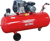Picture of Air Force Air Compressor 3HP 150L 230V Portable