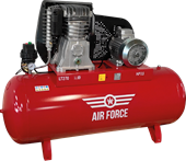 Picture of Air Force Air Compressor 7.5HP 270L 400V Static