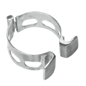 """Picture of 2.5""""/ DN65 Centering Collar, Hinged"""