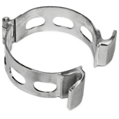 """Picture of 3""""/ DN80 Centering Collar, Hinged"""