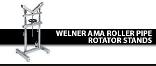 Picture for category AMA Roller Pipe Welding Stands