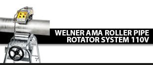 Picture for category AMA Roller Pipe Rotator System