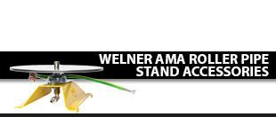 Picture for category AMA Roller Pipe Stand Accessories