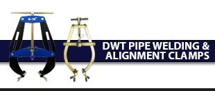 Picture for category DWT Pipe Welding & Alignment Clamps