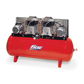 Picture of Duplex Air Compressor 2 x 10HP 900L 400V